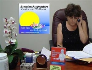 Merle Friedman, board certified acupuncture physician and a licensed dietitian and nutritionist