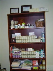 Brandon Acupuncture Center and Wellness herbs and essential oils