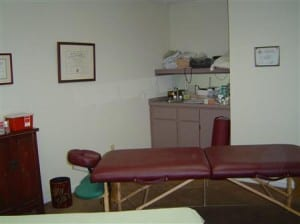 Brandon Acupuncture Center and Wellness treatment room