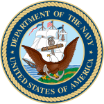 seal for the department of the navy