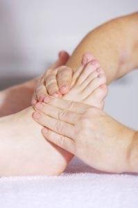 tui na foot massage