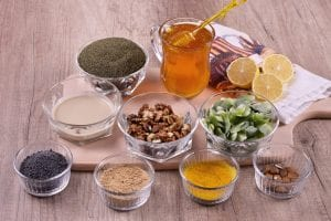 herbs and homeopathic products